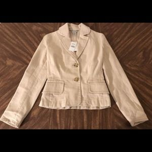 New with tags - banana republic women's blazer